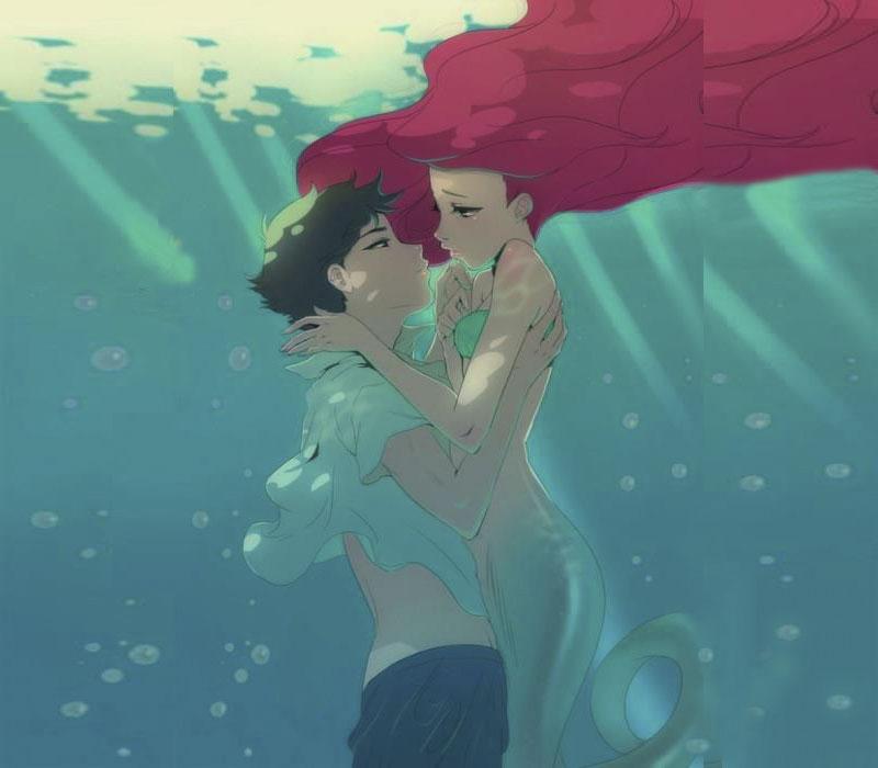 Ariel e lo scopo dell'Anima