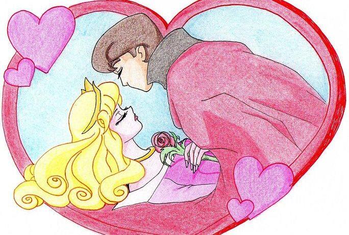 Il Principe esiste e tu sei la bella addormentata nel bosco