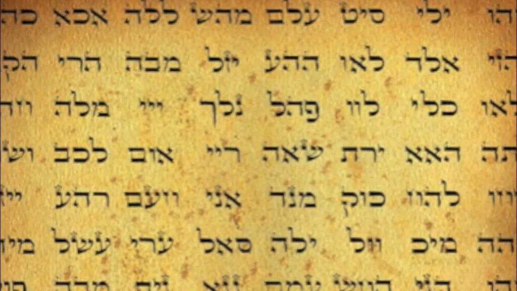 I 72 Nomi di Dio della Cabala Ebraica